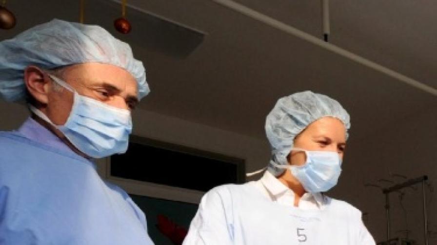 Даряването на органи - най-слабо в България