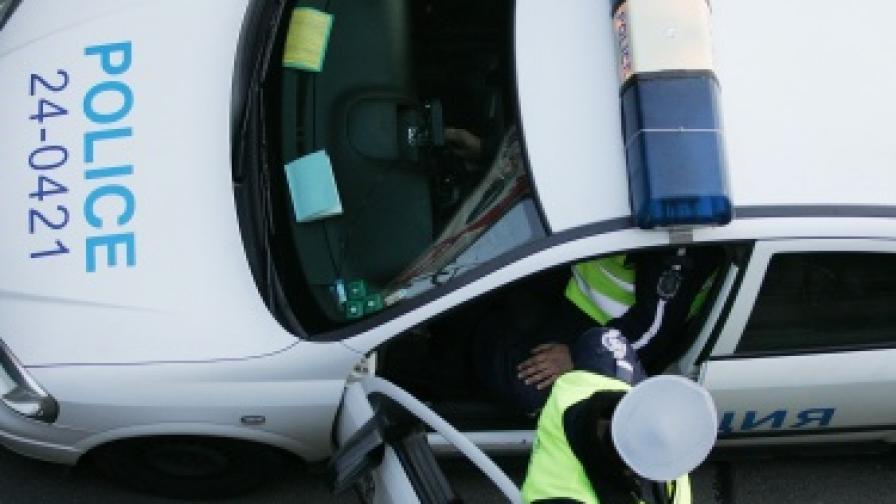 Хванаха мъжа, прострелял таксиметров шофьор