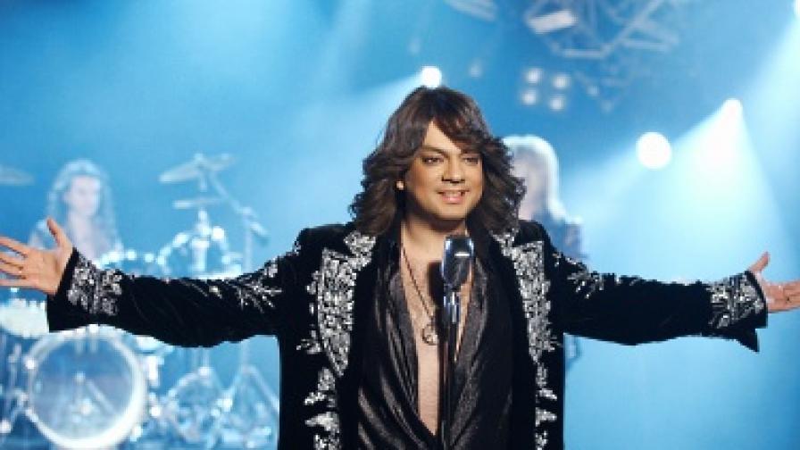 Филип Киркоров е изнасял концерти в България няколко пъти