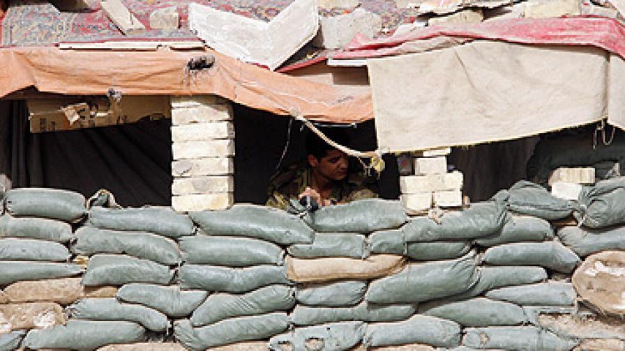 """""""Ал Кайда"""" разчиства сметки в Ирак"""