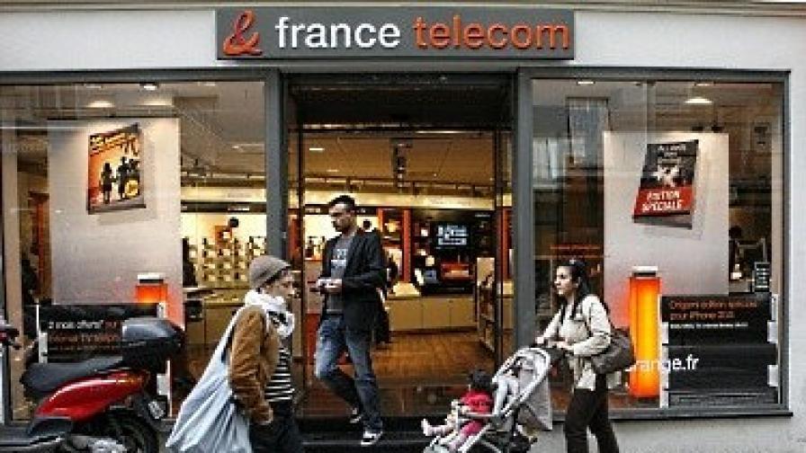 Разследват Франс телеком заради самоубийства на служители