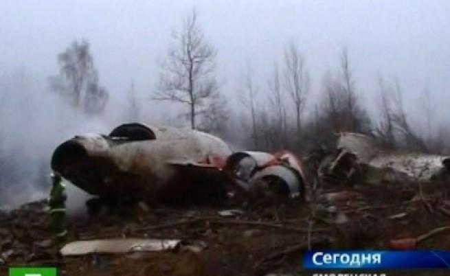 Полският президент Лех Качински загина в авиокатастрофа