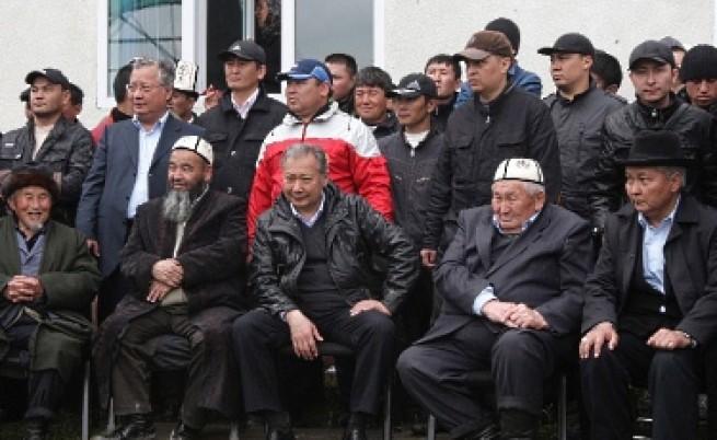Русия помогна за разпалване на размириците в Киргизстан