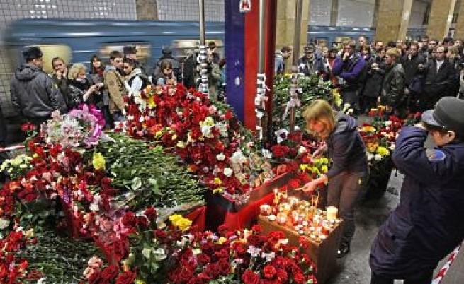Разкрити са организаторите на атаките в Московското метро