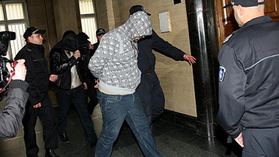"""Само един """"недосегаем"""" остана в ареста"""