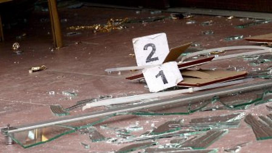 Два въоръжени грабежа за два дни в столицата