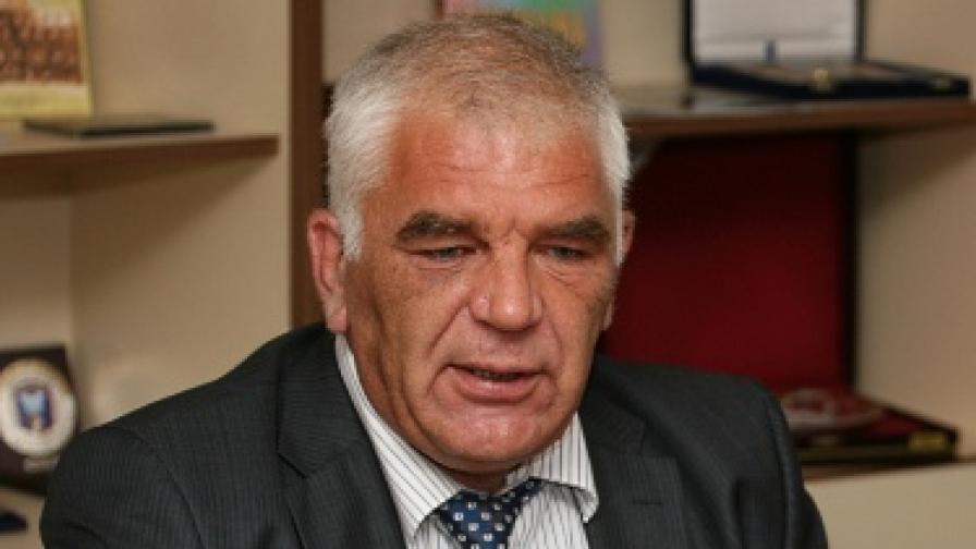 """Шефът на Агенция """"Митници"""" Ваньо Танов"""