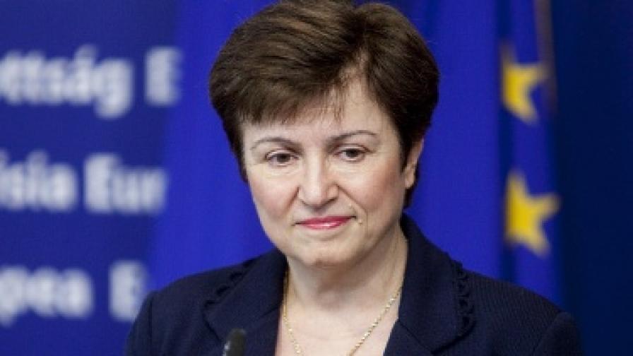 Кристалина Георгиева: Трябват алтернативи в транспорта
