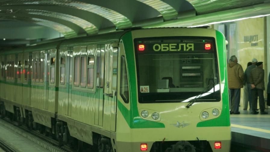 Пътниците в метрото -с 318% повече