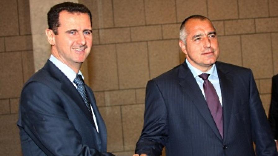 Опростихме $54 млн. дълг на Сирия