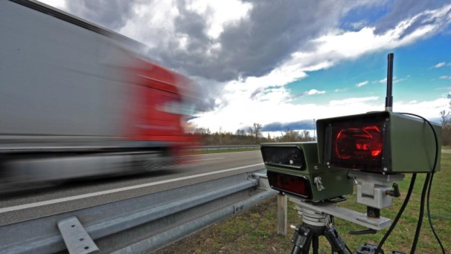 В цяла Европа дебнат за превишена скорост по пътищата