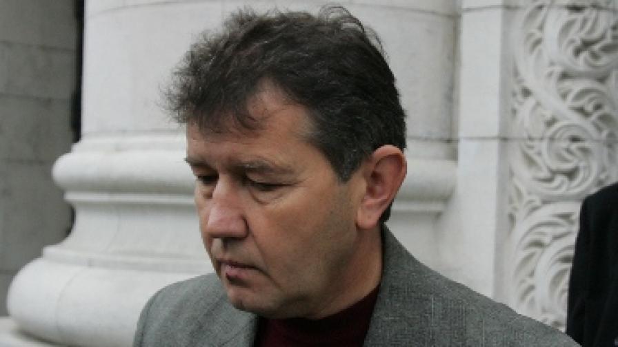 ВКС върна условната присъда на Вретенаров