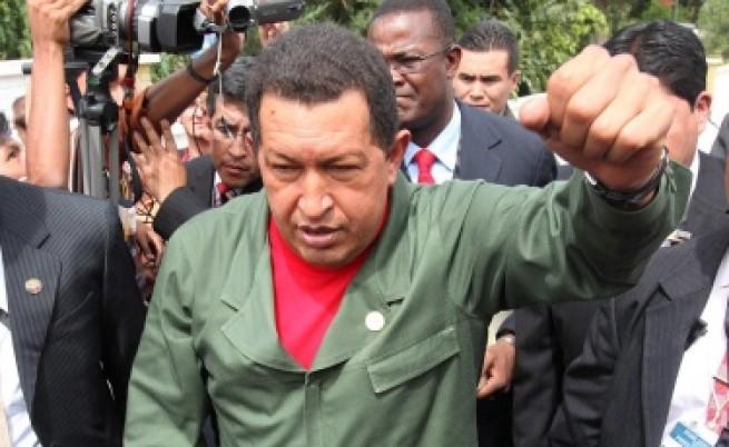 Чавес и лаконичност?