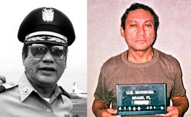 Бившият панамски диктатор вече е в ареста в Париж