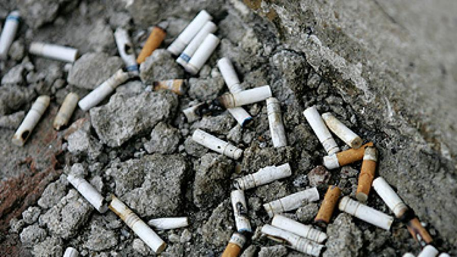 Тютюнопушенето по света и у нас