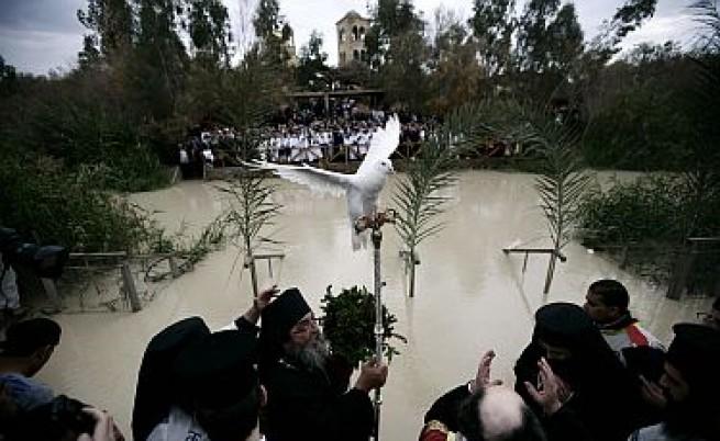Река Йордан може да пресъхне през 2011 г.