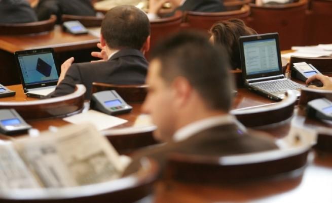 Парламентът отхвърли още едно президентско вето