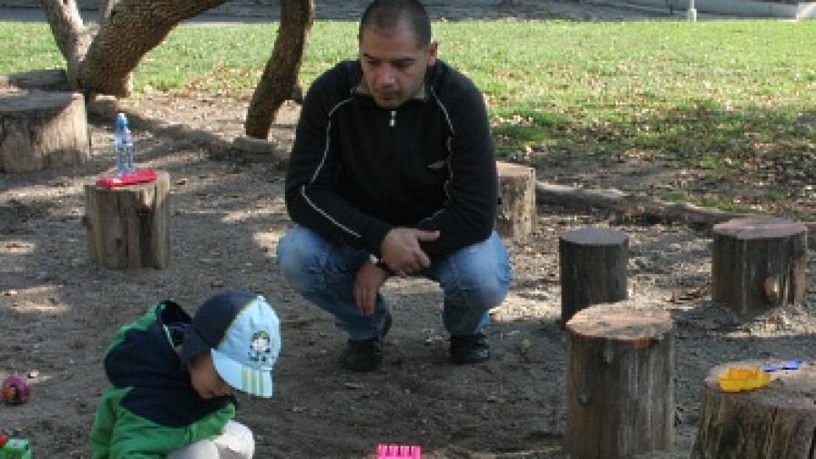 Следродилна депресия мъчи и татковците