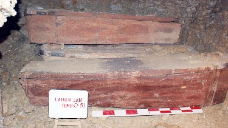 57 гробници намериха в Египет