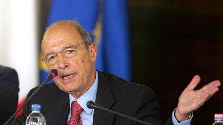 """Бивш гръцки министър призна, че бил подкупен от """"Сименс"""""""