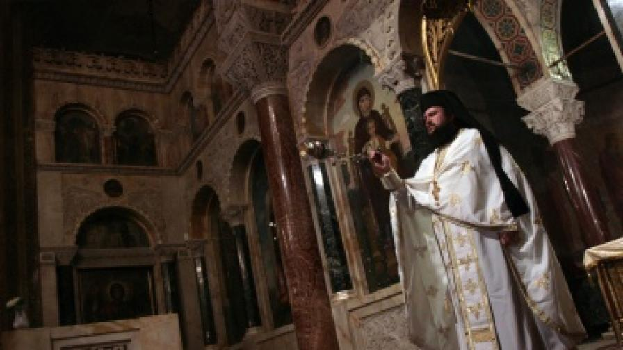 39 хил. лв. откраднати от манастир в Търновско