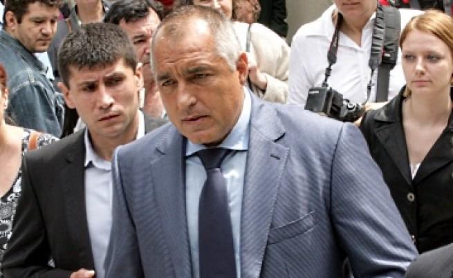 Борисов: Медиите да кажат дали ги притискам