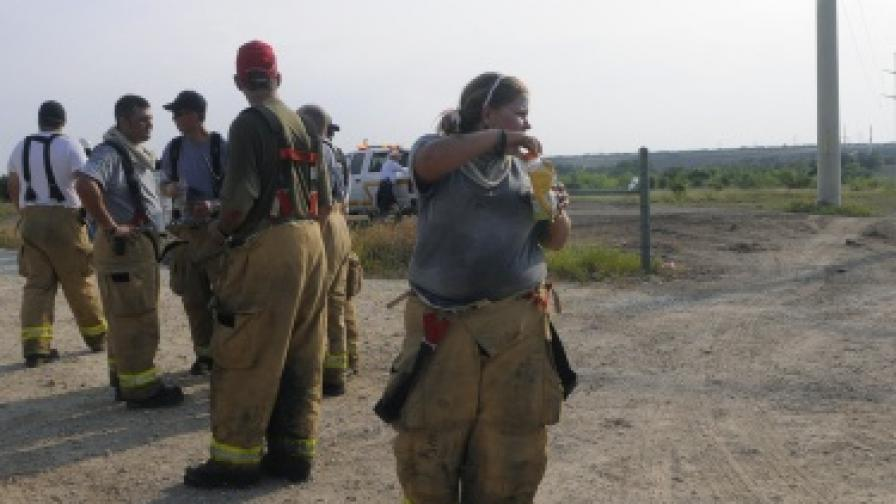 Един загинал при експлозията на газопровод в Тексас