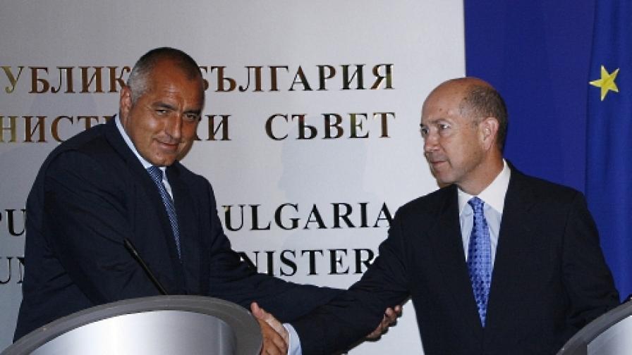 САЩ: България има впечатляващи резултати в борбата с престъпността