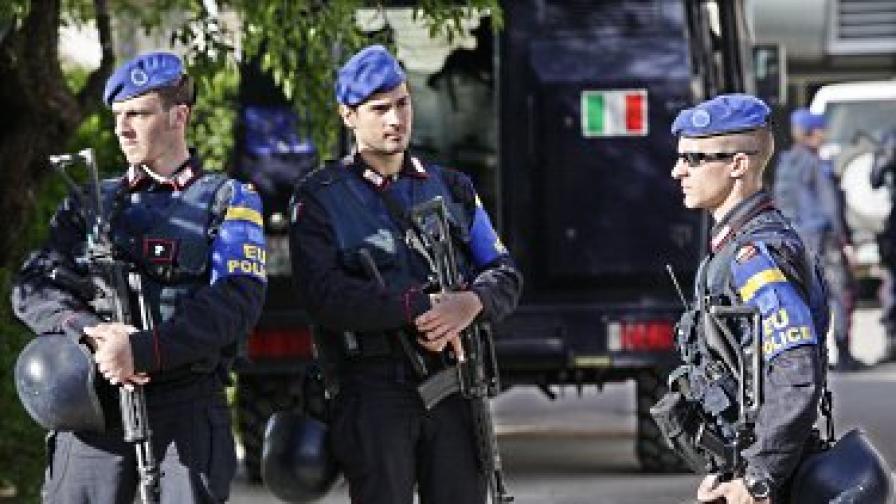 ЕУЛЕКС остава в Косово до 2012 г.