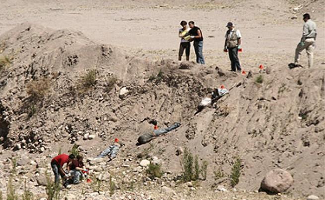39 убити за два дни в Мексико
