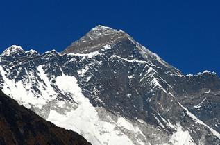 Най-високият връх на планетата  Еверест