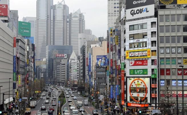 Токио е най-скъпият град за живеене през 2010-а