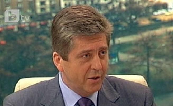 Президентът Георги Първанов иска референдум за АЕЦ