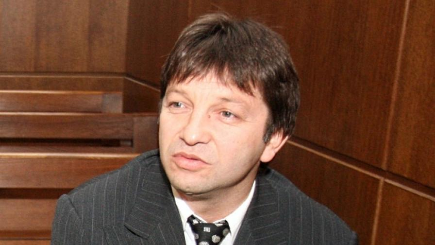 Красимир Маринов - Големия Маргин излиза от ареста