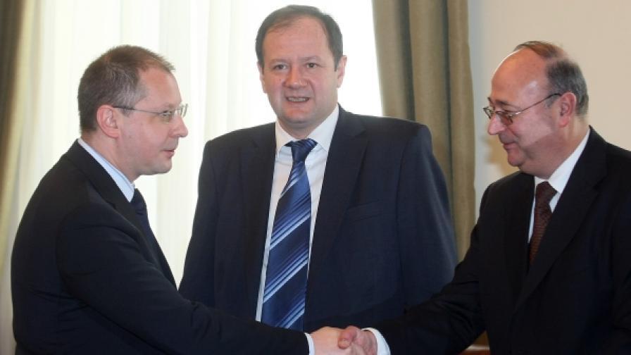 Петко Сертов и Павлин Димитров също са работили за ДС