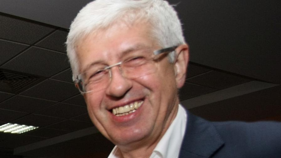 Румен Овчаров, бивш министър на икономиката и енергетиката