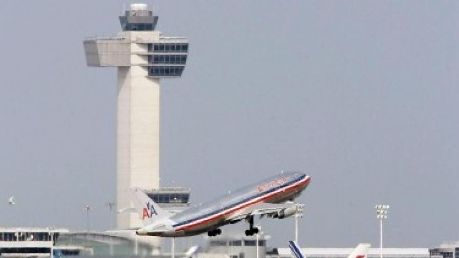 "Фалшива бомбена тревога на летище ""Джон Кенеди"""