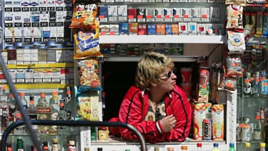 Продажбите на дребно в ЕС растат, у нас падат