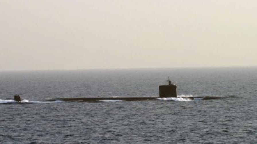 Пентагонът иска летяща подводница