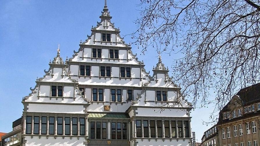 Падерборн - Кметството