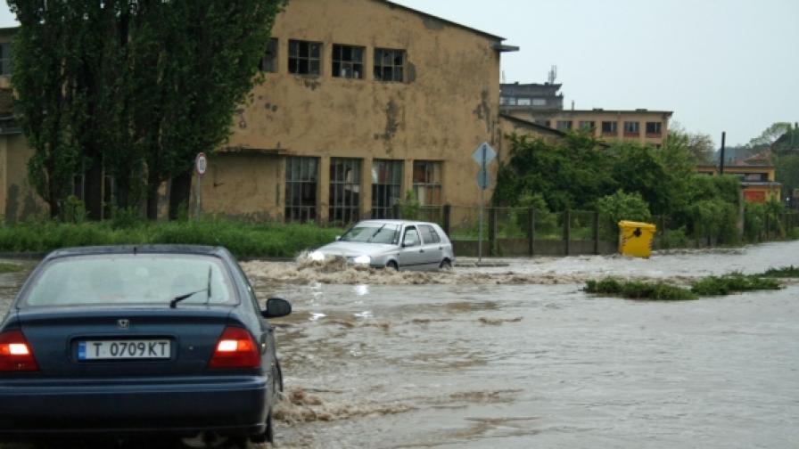 201 л/кв. м дъжд в Шабла