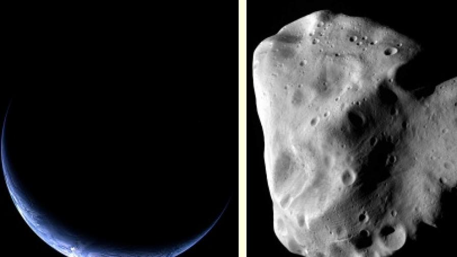 Близки срещи в Космоса
