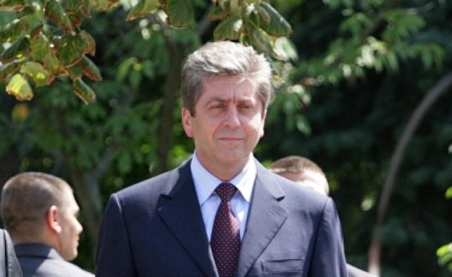 Първанов: В условия на преговори трябва да съдействаме на правителството