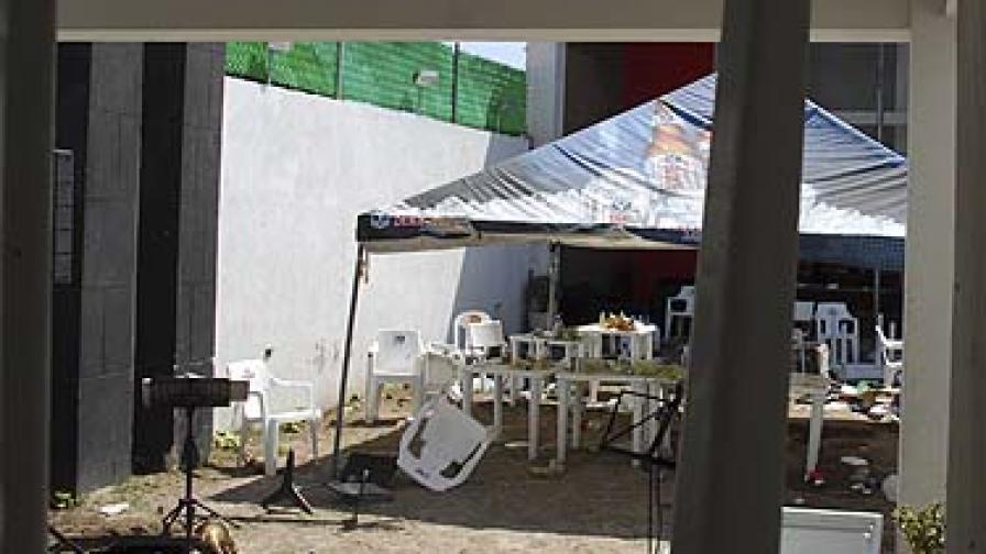 Наркокартел изби 17 младежи на празненство в Мексико