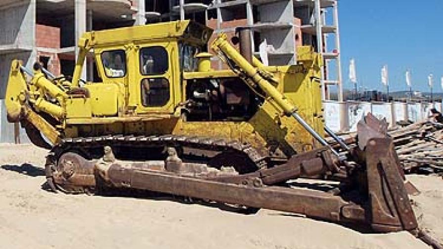 Събарят 750 незаконни обекта в Слънчев бряг