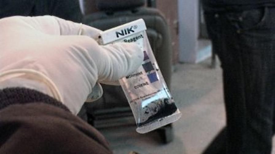 Двама българи хванати с 2,9 кг хероин в Одрин