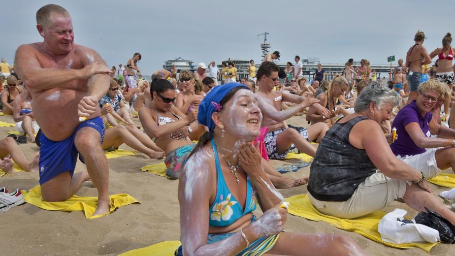 Внимание: Слънцезащитните кремове лъжат