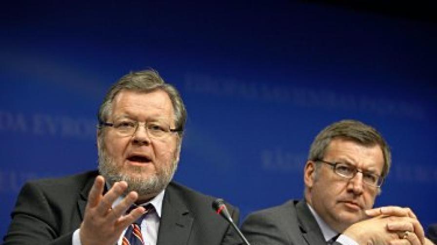 Исландия започна преговори за присъединяване към ЕС