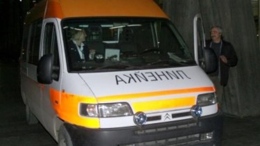 Девет души пострадаха при катастрофа в Поповица