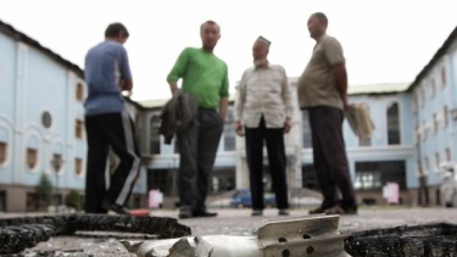 Безредиците в Киргизстан били планирани